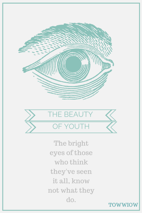 The Beauty of Youth